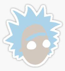 Rick Sanchez Sticker