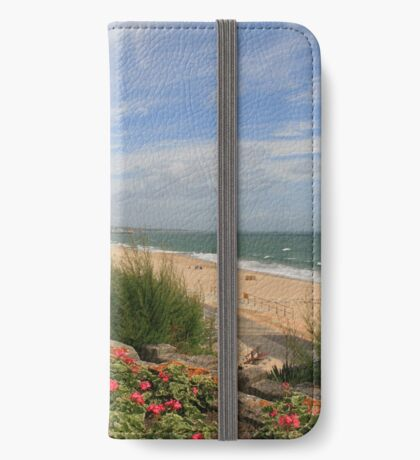 In The Summertime iPhone Wallet