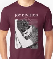 unknown pleasures (Joy division ian curtis) Unisex T-Shirt