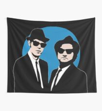 Blues Brothers  Wall Tapestry
