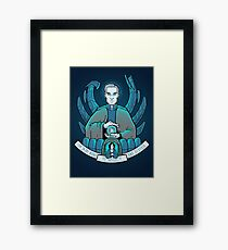 David the Creator Framed Print