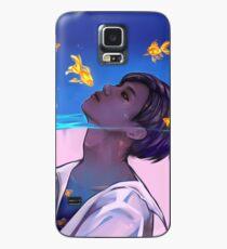Taking a breath Case/Skin for Samsung Galaxy