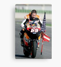 nicky hayden Metal Print