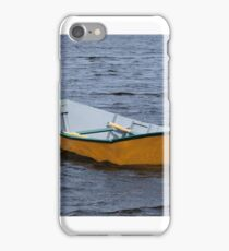 Lets go fishing iPhone Case/Skin