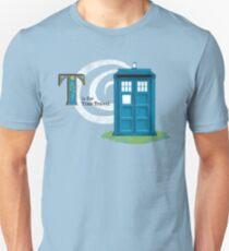 The Whophabet Unisex T-Shirt