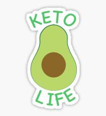 Keto Life Sticker