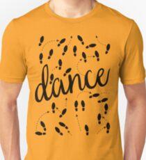 dance, dance, dance Unisex T-Shirt
