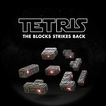 STAR TETRIS The Blocks Strikes Back de refritomix