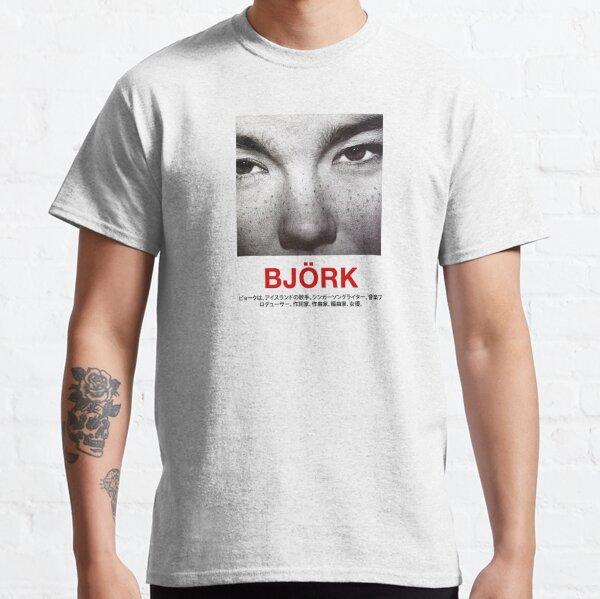 Bjork Camiseta clásica