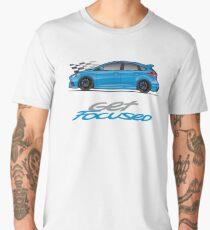 16-17 GetFocused BlueSide Men's Premium T-Shirt