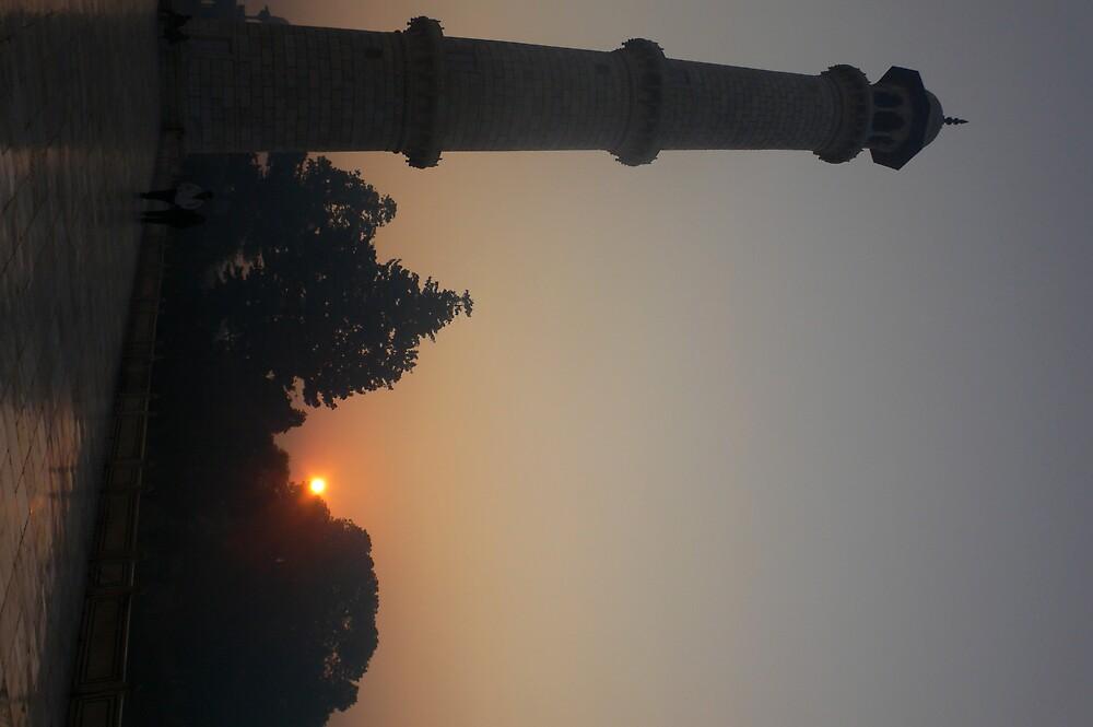 Good Morning Agra by akarina