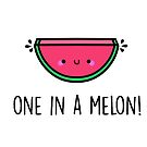 You're ONE in a MELON!  by Stacey Roman