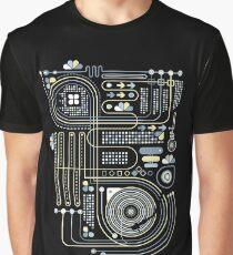 Kreis 02 Grafik T-Shirt