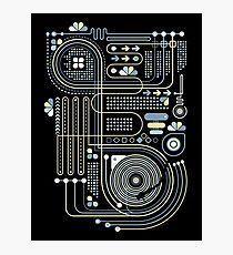 Circuit 02 Photographic Print