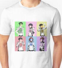 YOI/Portal AU: Cores Unisex T-Shirt