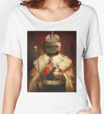 LORD AND SAVIOR, TACHANKA Women's Relaxed Fit T-Shirt