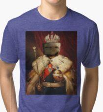 LORD AND SAVIOR, TACHANKA Tri-blend T-Shirt