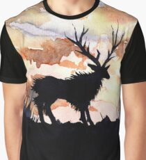 Ravenstag Graphic T-Shirt