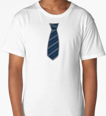 Raven House Tie Long T-Shirt