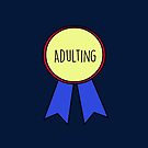 1st Place Adulting by Stacey Roman