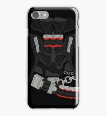 Haven't I KILLED You Somewhere? iPhone Case/Skin