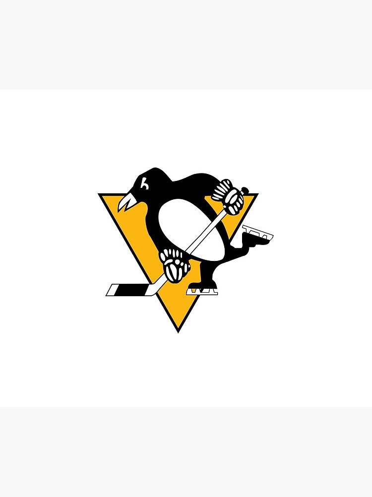 Pittsburgh Penguins Logo Travel Mug By Rachsem Redbubble