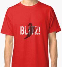 Blood Bowl inspired Elf BLITZ! Blitzer merchandise Classic T-Shirt