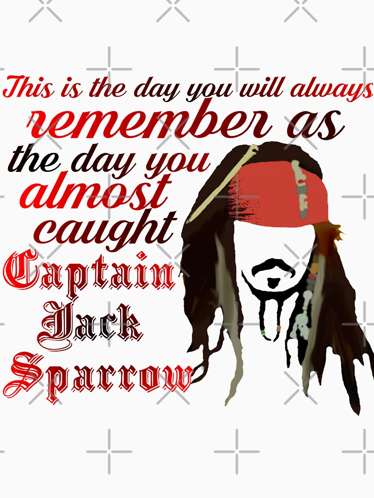 Captain Jack Sparrow by FilmFactoryRayz
