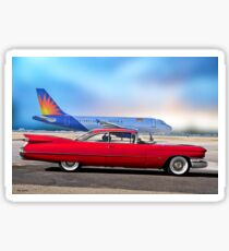 1959 Cadillac Coupe DeVille I Sticker