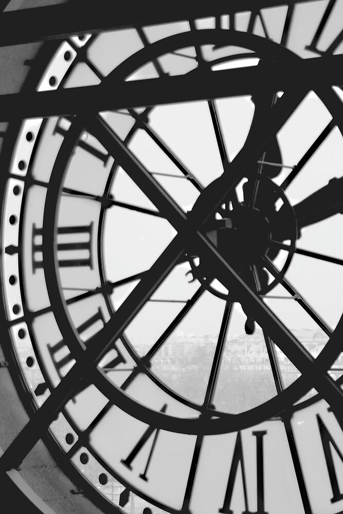 Clock by Alec Good