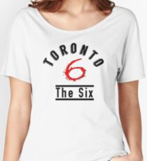 Toronto The six Women's Relaxed Fit T-Shirt
