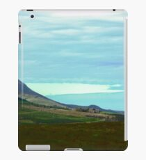 Hills of Donegal, Ireland iPad Case/Skin