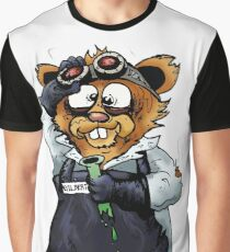 Gilbert the Irradiated Hamster Graphic T-Shirt