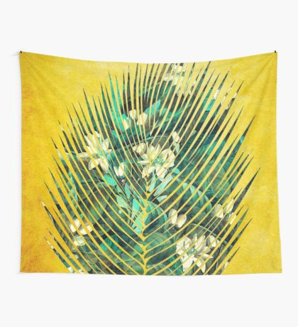 palms flower Wall Tapestry