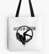 Agents of Oblivion - Flower Lady v1 Tote Bag