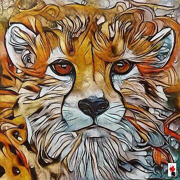 Feline Essence by colorARTillery