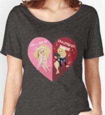 Unhhhh BFFs Women's Relaxed Fit T-Shirt