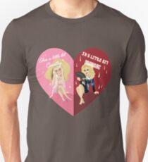 Unhhhh BFFs Unisex T-Shirt