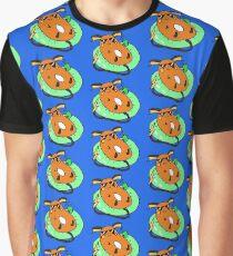 Lazy Raichu Graphic T-Shirt