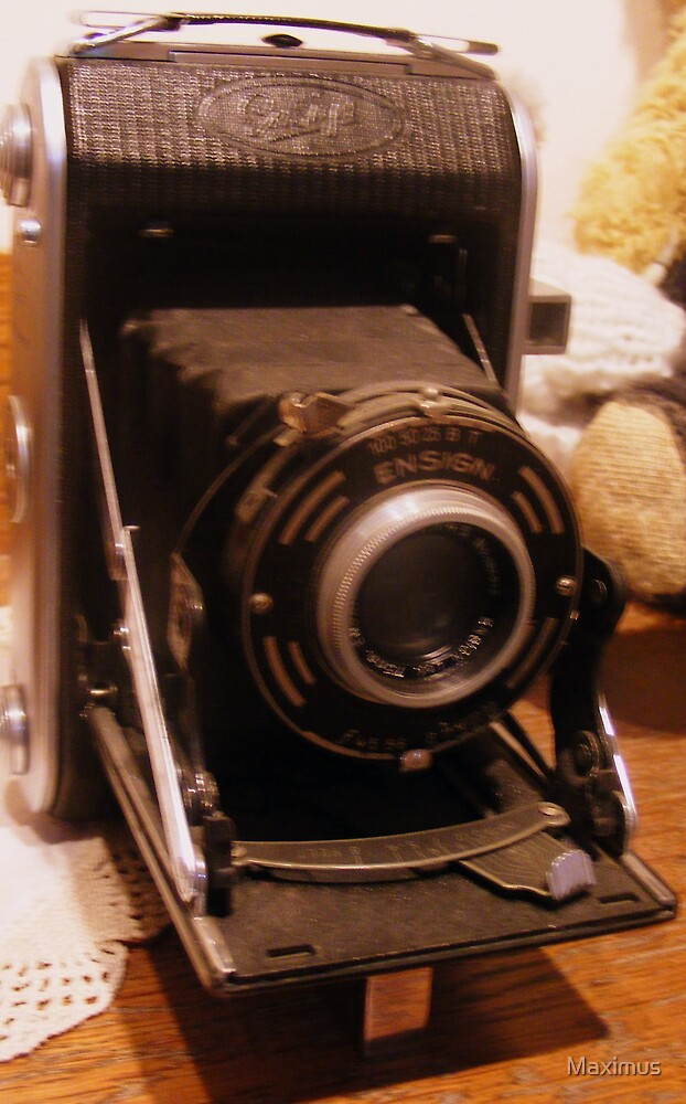My Second Camera by Maximus