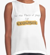 Gina Linetti quotes Contrast Tank