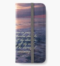 The Yoke Will Be Destroyed iPhone Wallet/Case/Skin