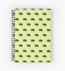 Flantastic Spiral Notebook