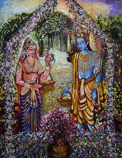Sita Ram by Harsh  Malik