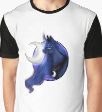 Dream Watcher, Luna Graphic T-Shirt