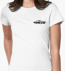The Impala Womens Fitted T-Shirt