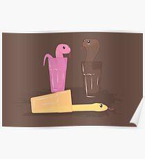 Milksnake 2 (Chocolate) Poster