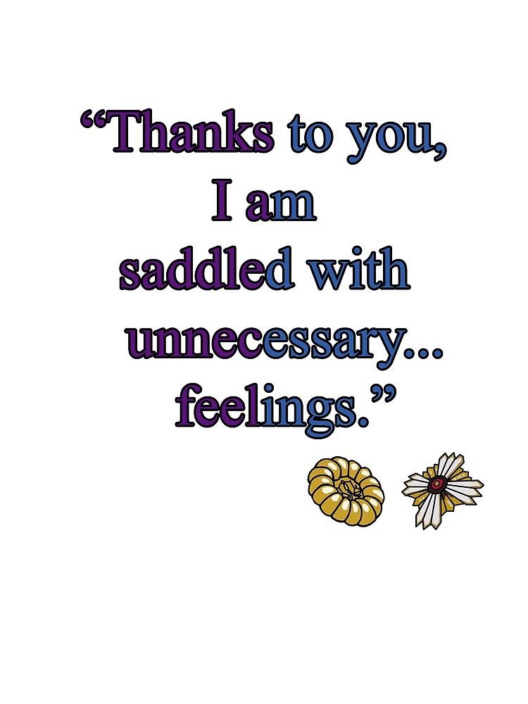 Unnecessary ... feelings by Sheeta