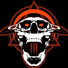 Corvus TriSkull by Chad Savage