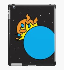 Planet Smash iPad Case/Skin